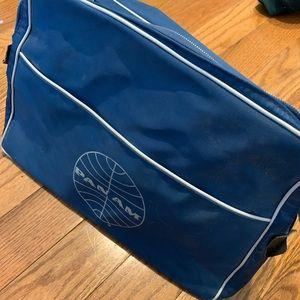 Vintage Pan Am duffel bag